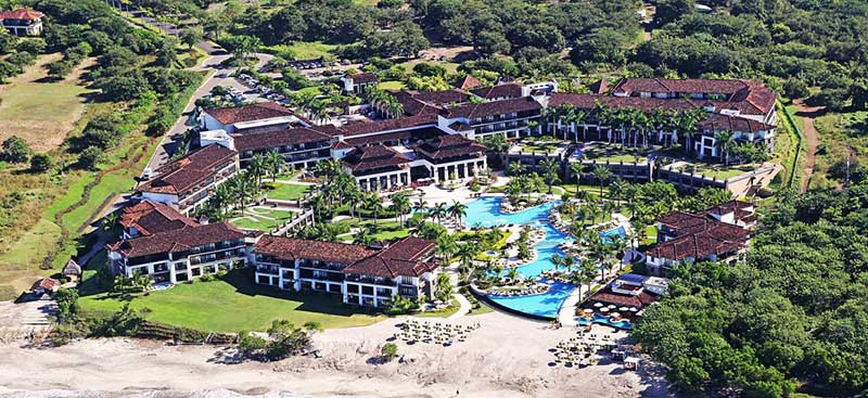 JW Marriott Guancaste in Costa Rica hotel grounds image